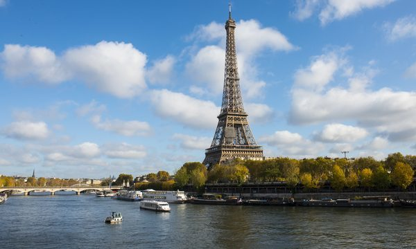 Marina de Paris - Déjeuner croisière 2