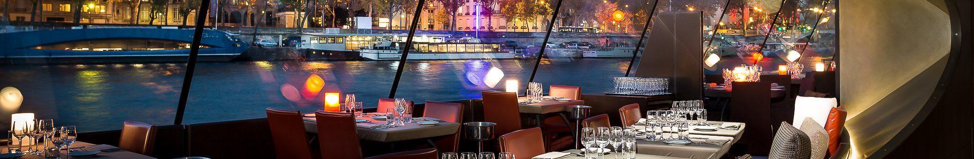 Photos Bateaux Parisiens Dinner Cruise