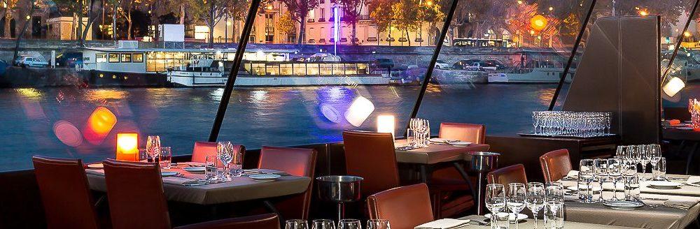 Bateaux Parisiens Dîner-croisière