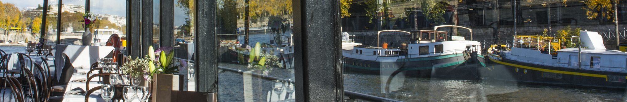 Marina de Paris Déjeuner-Croisière