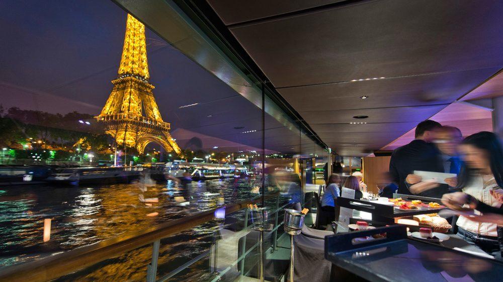 Bateaux Parisiens - Dîner Croisière 14