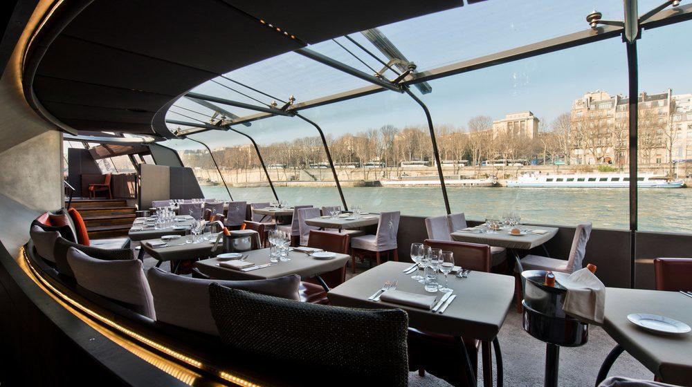 Bateaux Parisiens - Dîner Croisière 9