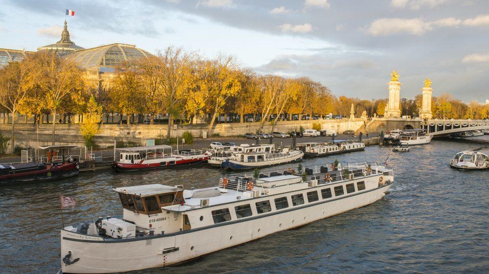 Marina de Paris  - Diner croisière 9