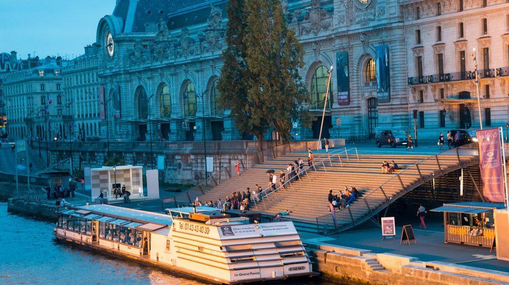 Marina de Paris  - Diner croisière 13