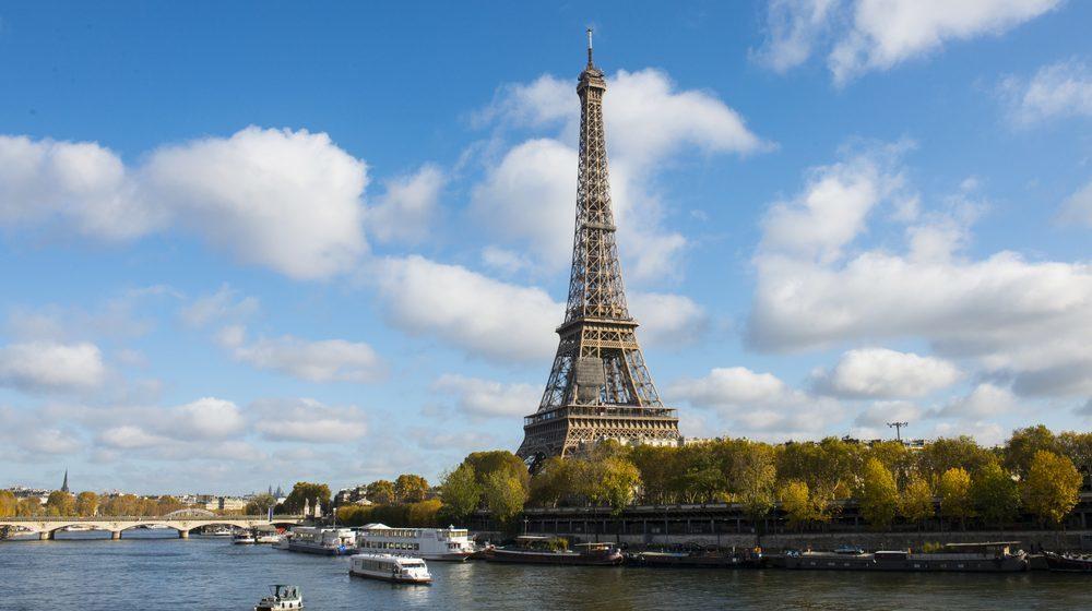 Marina de Paris  - Diner croisière 2