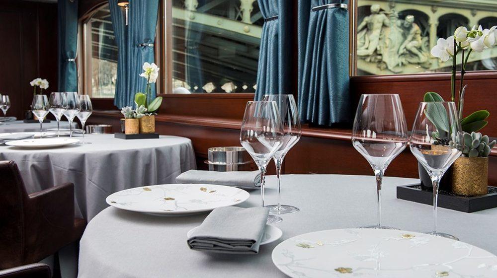 Don Juan II - Yacht dîner croisière 12