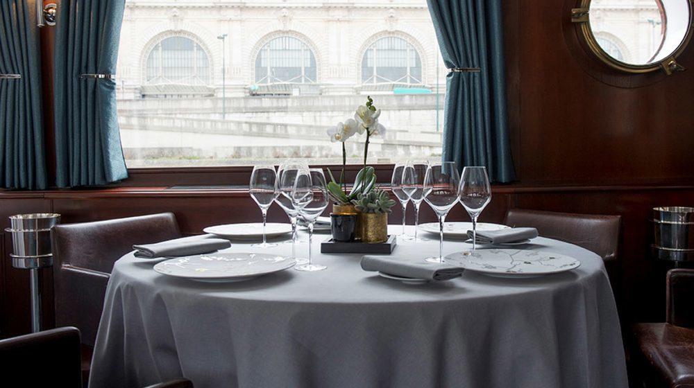 Don Juan II - Yacht dîner croisière 17