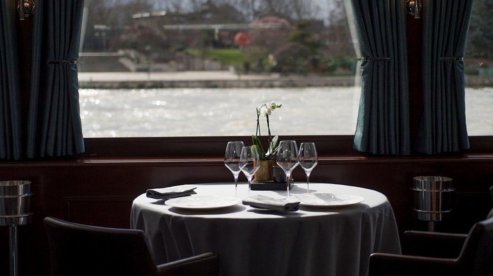 Don Juan II - Yacht dîner croisière 18