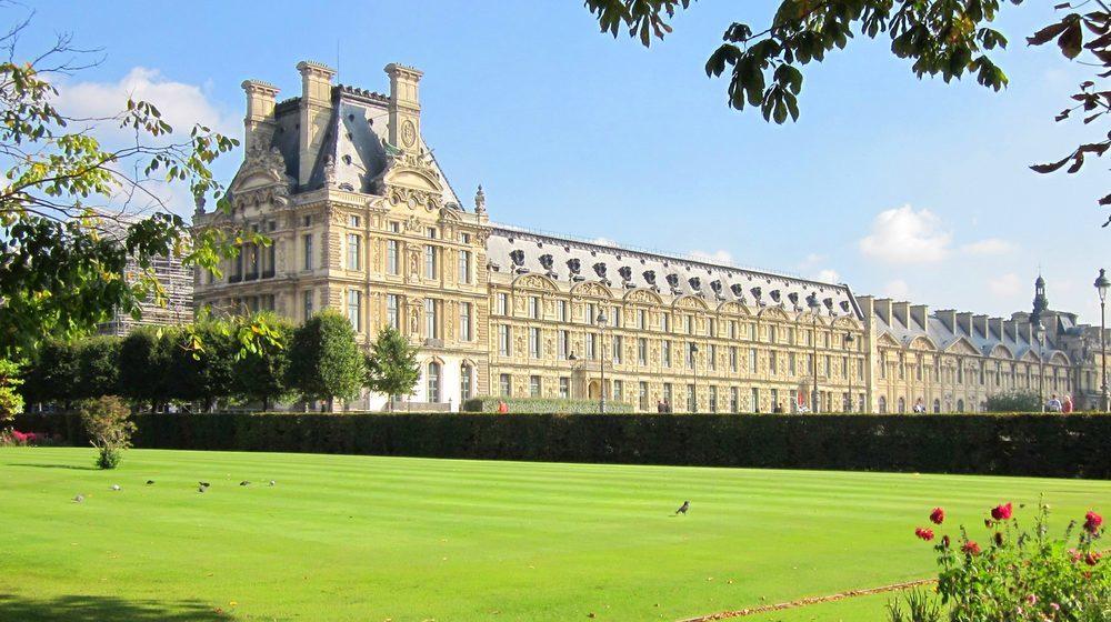Musée du Louvre - Les Jardins