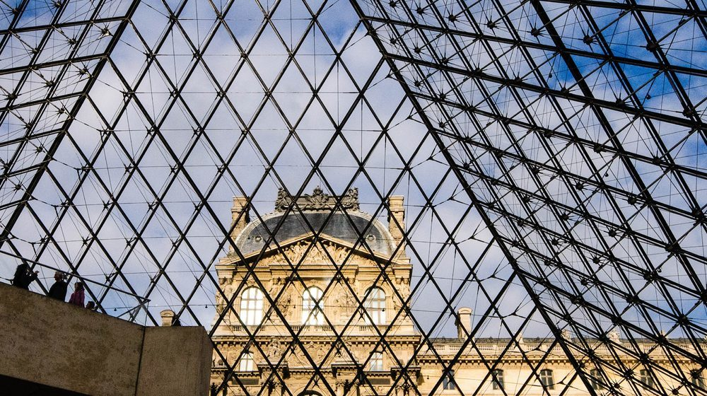 Musée du Louvre - Pyramide