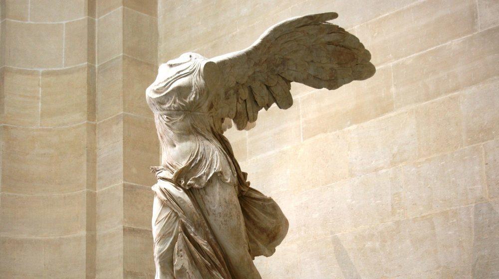 Musée du Louvre - La Victoire de Samothrace