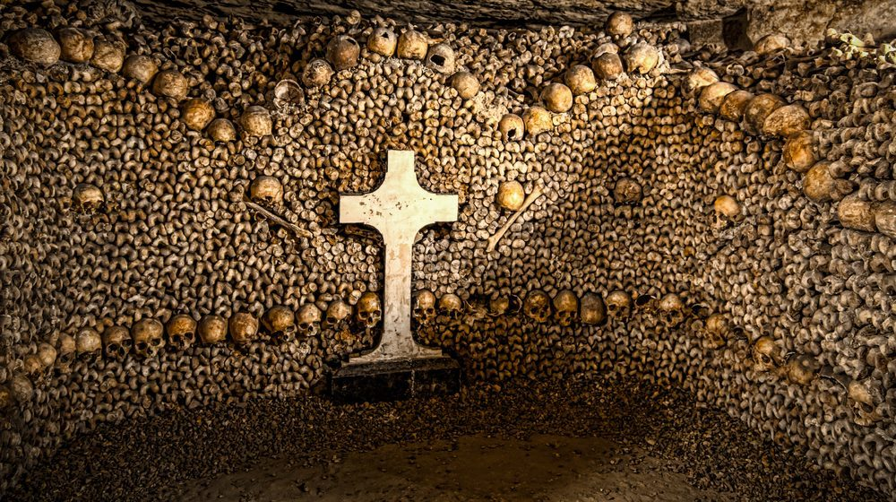 Les catacombes de Paris - Billets coupe-files avec audioguide