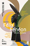 Exposition Félix Fénéon