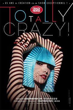 Nouveau Show du Crazy Horse à partir d'avril 2017