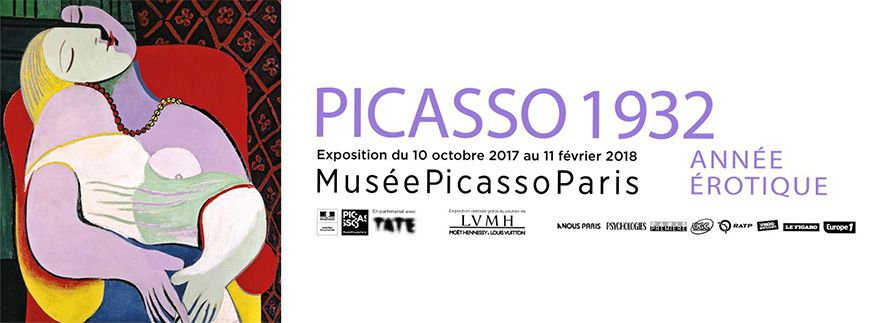 Picasso 1932, Année Erotique