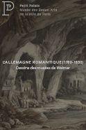 Affiche Exposition Temporaire Allemagne Romantique au Petit Palais à Paris