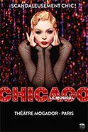Affiche Chicago - Le Musical au Théâtre Mogador