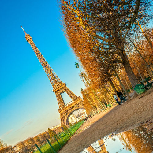 Top 10 Of The Most Beautiful Places In Paris Come To Paris